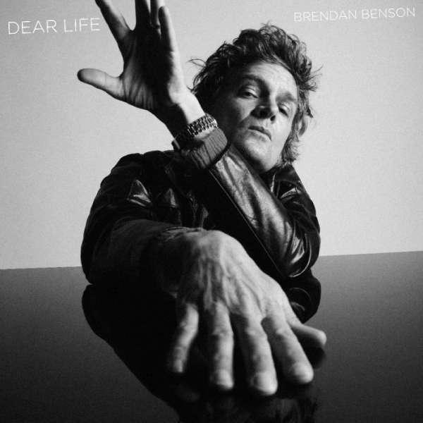 BRENDAN BENSON, dear life cover