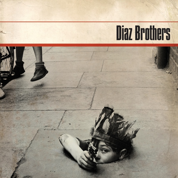 DIAZ BROTHERS, s/t cover