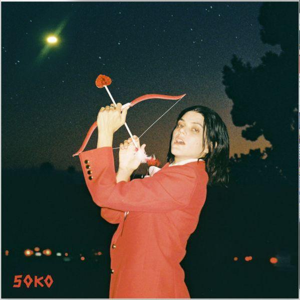 SOKO, feel feelings cover