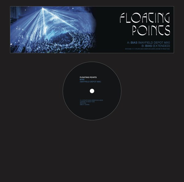 FLOATING POINTS, bias cover