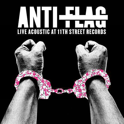 ANTI-FLAG, live acoustic at 11th street (RSD 2016) cover