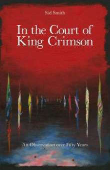 SID SMITH, in the court of king crimson cover