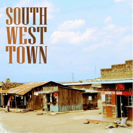 SOWETO, south west town cover