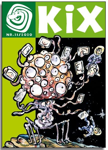 KIX, nr. 31 cover