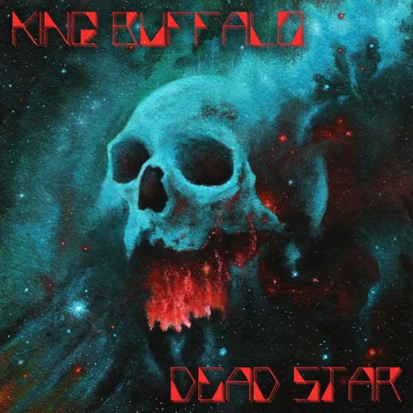 KING BUFFALO, dead star ep cover