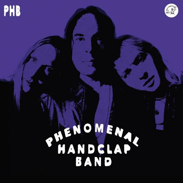 PHENOMENAL HANDCLAP BAND, phb cover