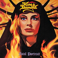 KING DIAMOND, fatal portrait cover