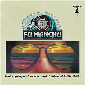 FU MANCHU, fu30, pt. 1 cover