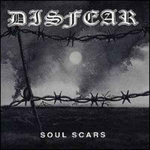 DISFEAR, soul scars cover