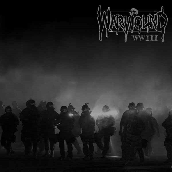 WARWOUND, wwIII cover