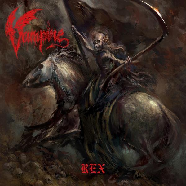 VAMPIRE, rex cover