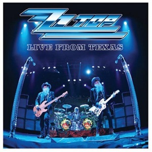 ZZ TOP, live from texas cover