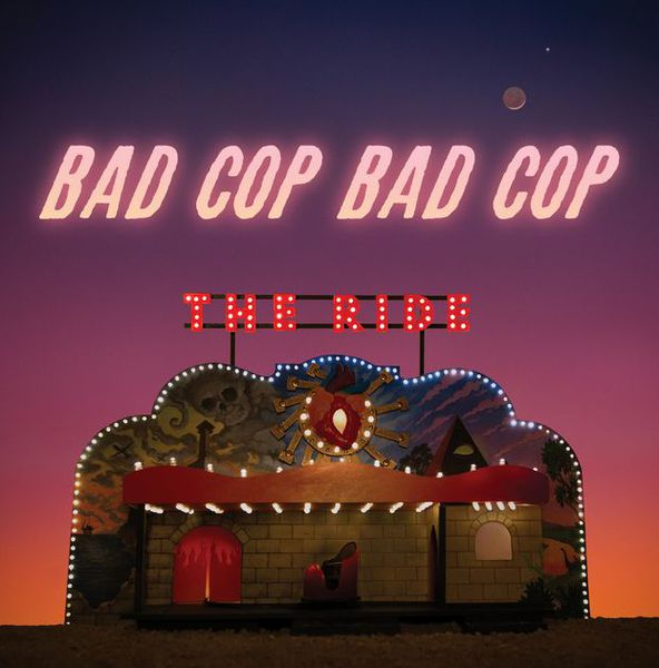 BAD COP/BAD COP, the ride cover