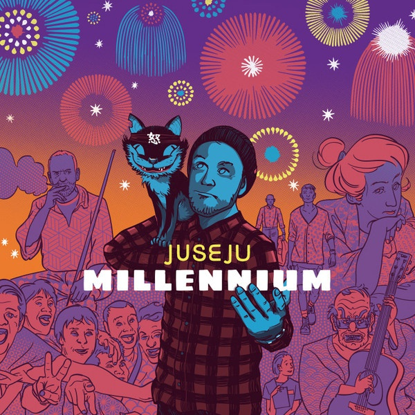 JUSE JU, millenium cover