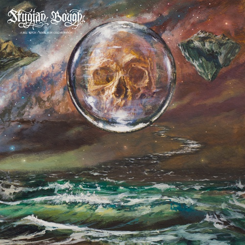 BELL WITCH & AERIAL RUIN, stygian bough volume I cover