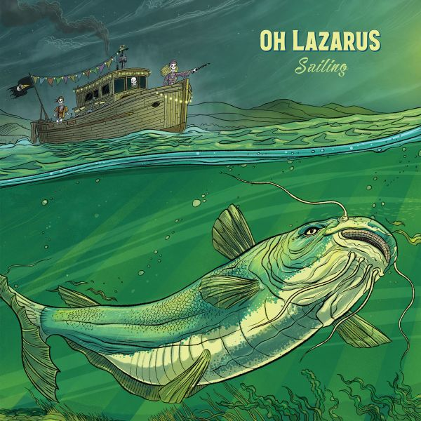 OH LAZARUS, sailing cover
