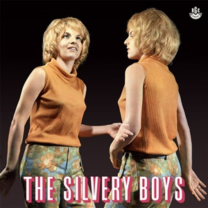 SILVERY BOYS, s/t cover