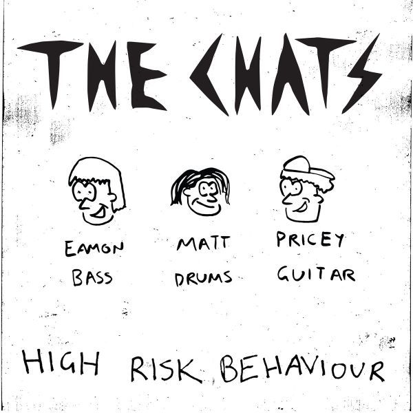THE CHATS, high risk behaviour cover