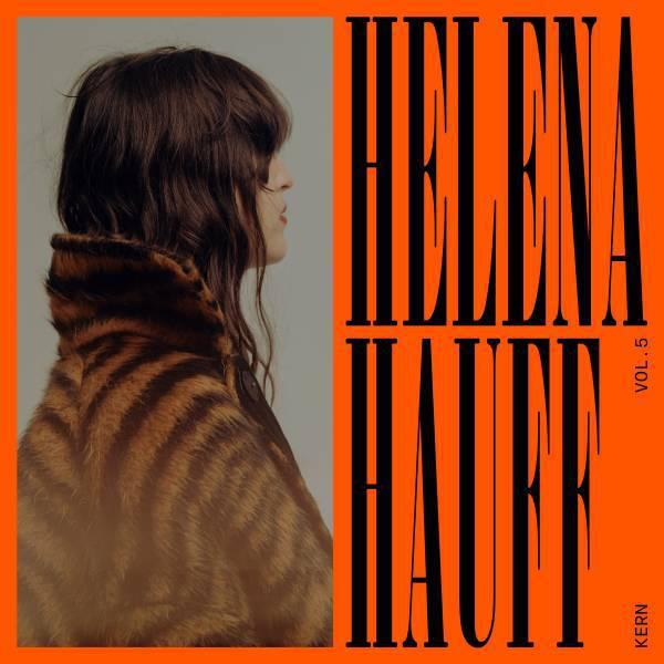 HELENA HAUFF, pres. kern vol. 5 cover