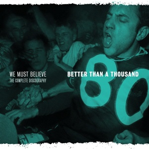 BETTER THAN A THOUSAND, we must believe cover
