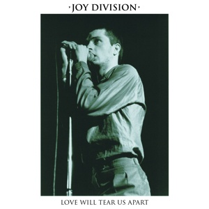 JOY DIVISION, love will tear us apart (glow in the dark vinyl) cover