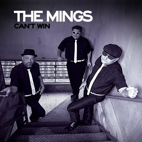 MINGS, can´t win cover