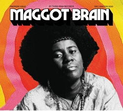 V/A, maggot brain # 1 cover