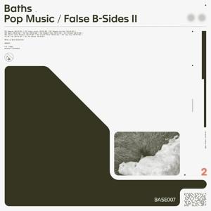 BATHS, pop music - false b-sides cover