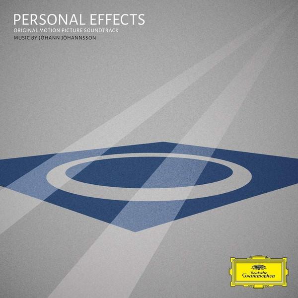 JOHANN JOHANNSSON, personal effects - o.s.t. cover
