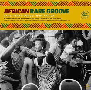 V/A, african rare groove cover