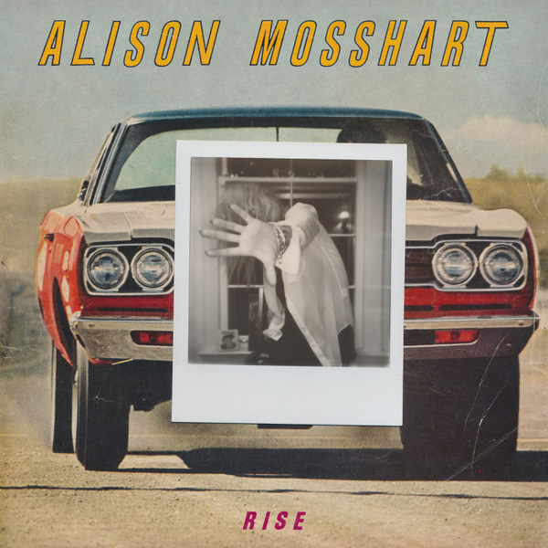 ALISON MOSSHARDT, rise/it ain´t water cover