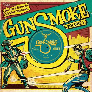 V/A, gunsmoke vol. 05 cover