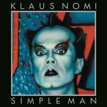 KLAUS NOMI, simple man cover