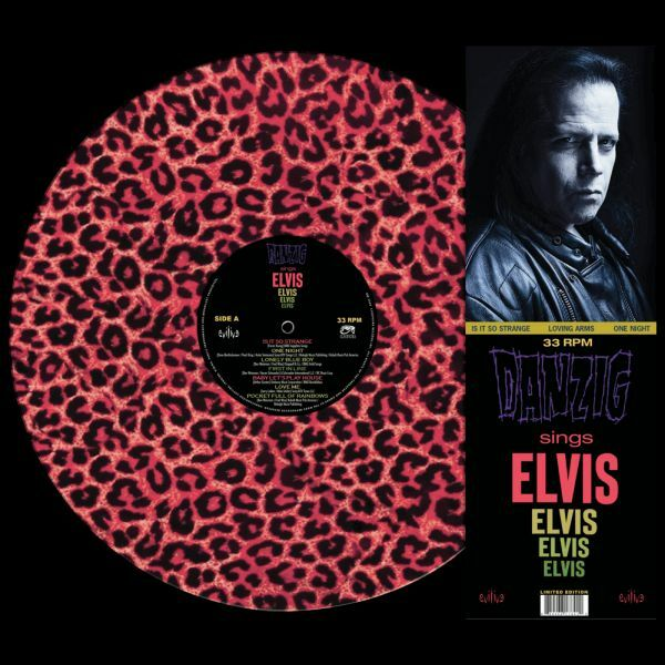 DANZIG, sings elvis (picture) cover