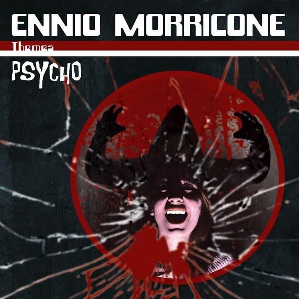 ENNIO MORRICONE, psycho - themes cover