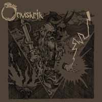 ORMSKRIK, s/t cover