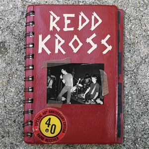 REDD KROSS, red cross ep cover