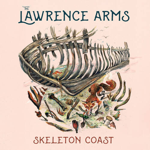 LAWRENCE ARMS, the skeleton coast cover