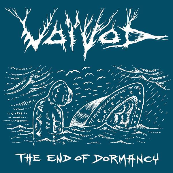 VOIVOD, the end of dormancy cover