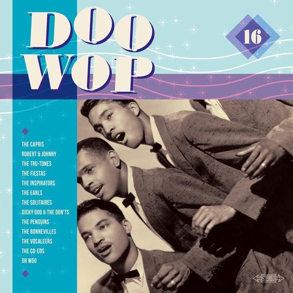 V/A, doo wop cover