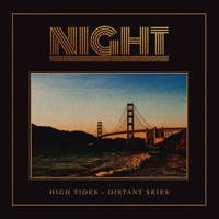 NIGHT, high tides - distant skies cover