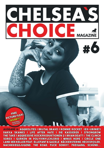 CHELSEA´S CHOICE, # 6 cover