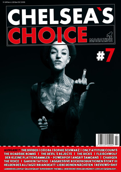CHELSEA´S CHOICE, # 7 cover