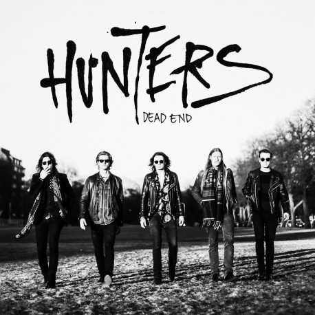 HUNTERS, dead end cover