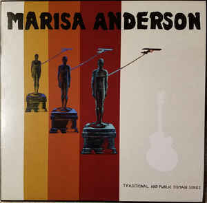 MARISA ANDERSON, traditional and public domain songs cover