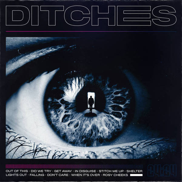 DITCHES, s/t cover