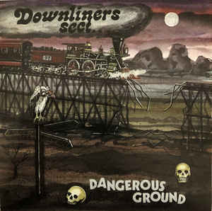DOWNLINERS SECT, dangerous ground cover