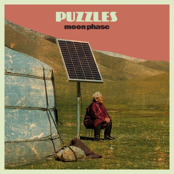 PUZZLES, moon phase cover