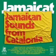 V/A, jamaicat -  jamaican sounds from catalonia cover