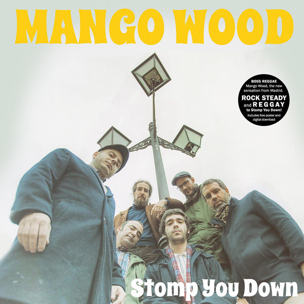 MANGO WOOD, stomp you down cover